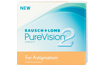 Bausch & Lomb - Pure Vision 2 HD for Astigmatism - 6 Stück - Toric - Monatslinsen