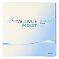 Johnson & Johnson  - 1 Day Acuvue Moist for Astigmatism 90 Stück - torische Tageslinsen - NEU - Plus