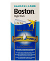 Bausch & Lomb - Boston Advance Flightpack  - Reiseset - All-In-One - Weiche Kontaktlinsen