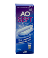 Alcon - AO-Sept Plus 360ml - Peroxid-Pflegemittel - Weiche & Harte Kontaktlinsen