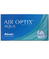 Alcon  - Air Optix Aqua - 6 Stück - Monatslinsen