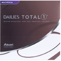 Alcon - DAILIES Total 1 Multifocal - 90 Stück - Tageslinsen