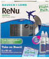 Bausch & Lomb - ReNu MultiPlus Flightpack 2x60ml - Reiseset - All-In-One - Weiche Kontaktlinsen