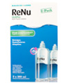 Bausch & Lomb - ReNu MultiPlus Twinpack - All-In-One - Weiche Kontaktlinsen