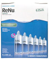 Bausch & Lomb - ReNu MultiPlus Vorratspack 6x240ml - All-In-One - Weiche Kontaktlinsen